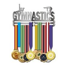 Medal hanger for gymnastics display rack Sport medal stainless steel holder