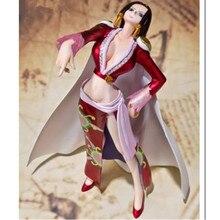Christmas Toy Gift One Piece Model Decorations 20cm Female Emperor Boa Hancock Action Figures Emunational Model