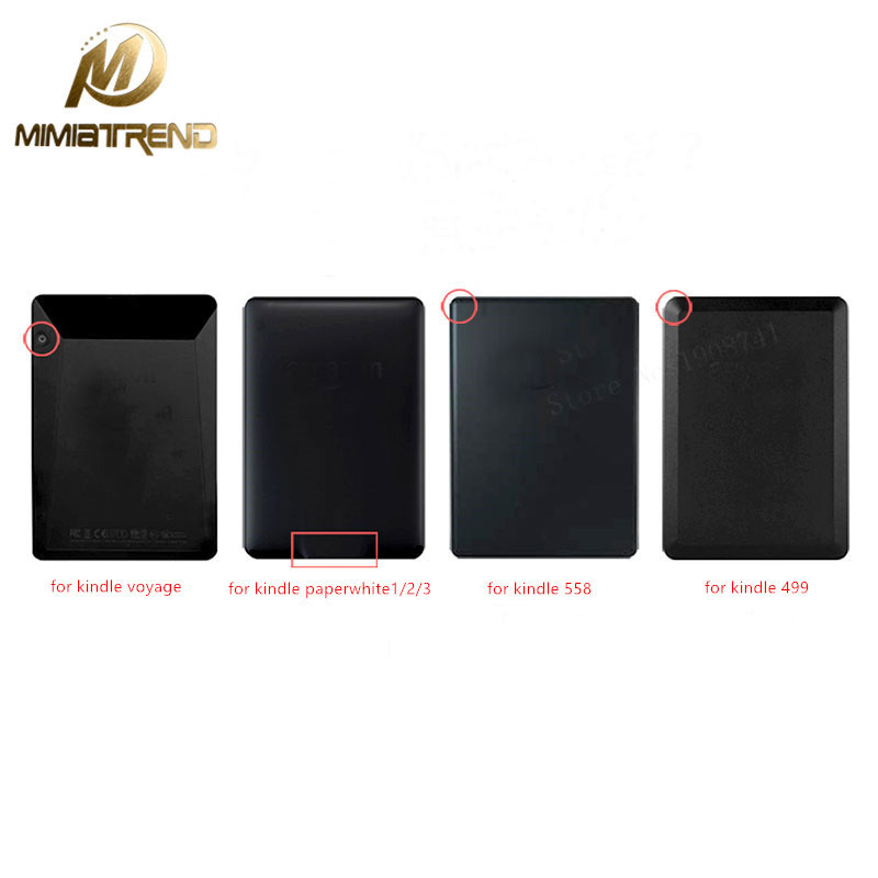 Mimiatrend Beautiful Leaves PU Cover for Amazon Kindle Paperwhite 1 2 3 449 558 Voyage Case 6 inch Ebook Tablet Accessories Gift