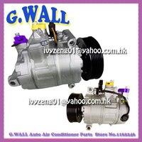 7SEU17C AC Compressor for VW PHAETON 4.2L 04 06 FOR Car AUDI A8 4.2L 04 06 4E0260805F