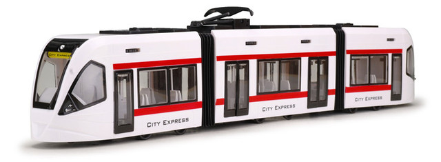 Alloy subway puzzle toy car model gift 2212