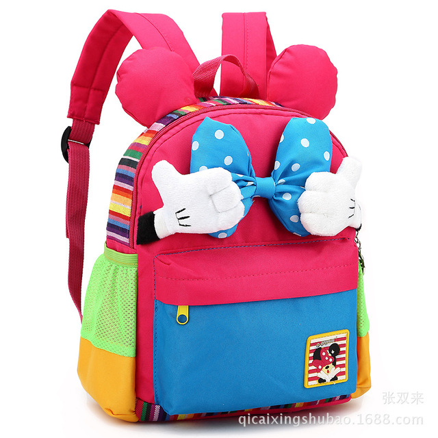 cute baby backpack children school bags girls preschool backpacks ...