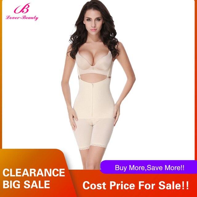 5415c2fc6543c Lover Beauty Women Butt Lifter Tummy Control Panties Women Slimming  Shapewear Strap Waist Trainer Body Shaper Fat Compression