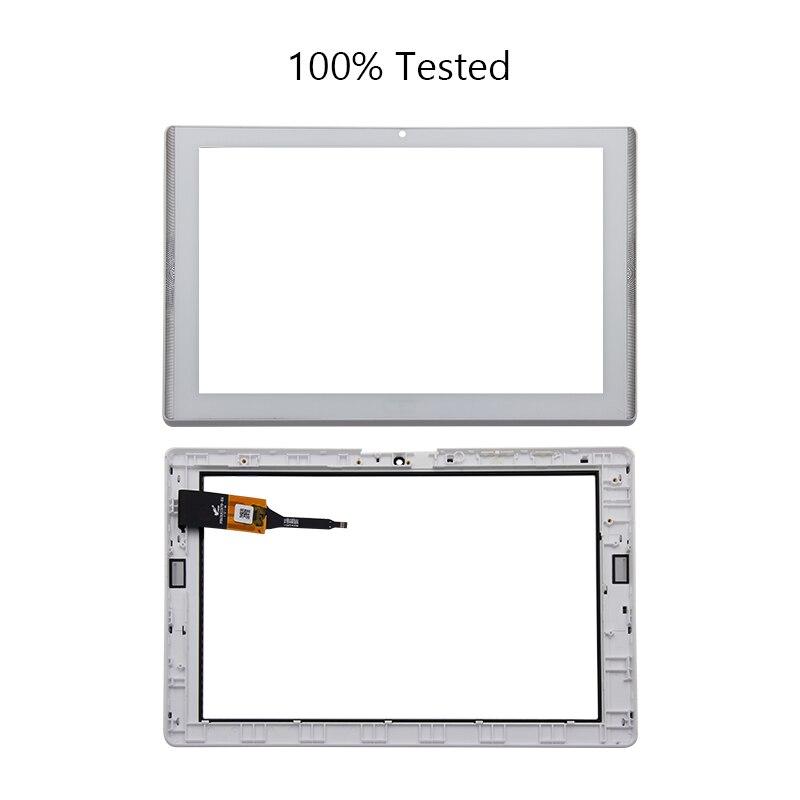 Бесплатная доставка для Acer Iconia One 10 B3-A40 сенсорный экран дигитайзер стекло с рамкой Замена