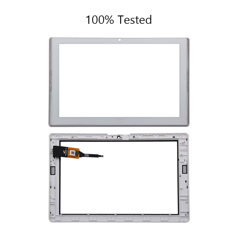 Free Shipping For Acer Iconia One 10 B3-A40 Touch Screen Digitizer Glass With Frame Replacement