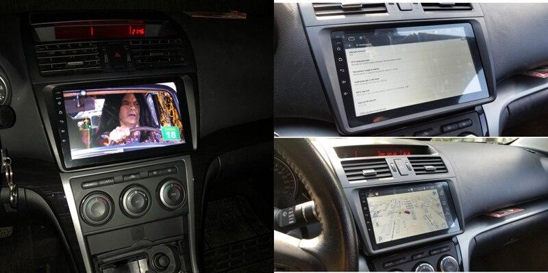 9inch IPS ANDROID8.1 7.1 GPS car dvd mazda6 ruiyi mazda 6 atenza 2012 2013 2014 2015 mazda6 (14)