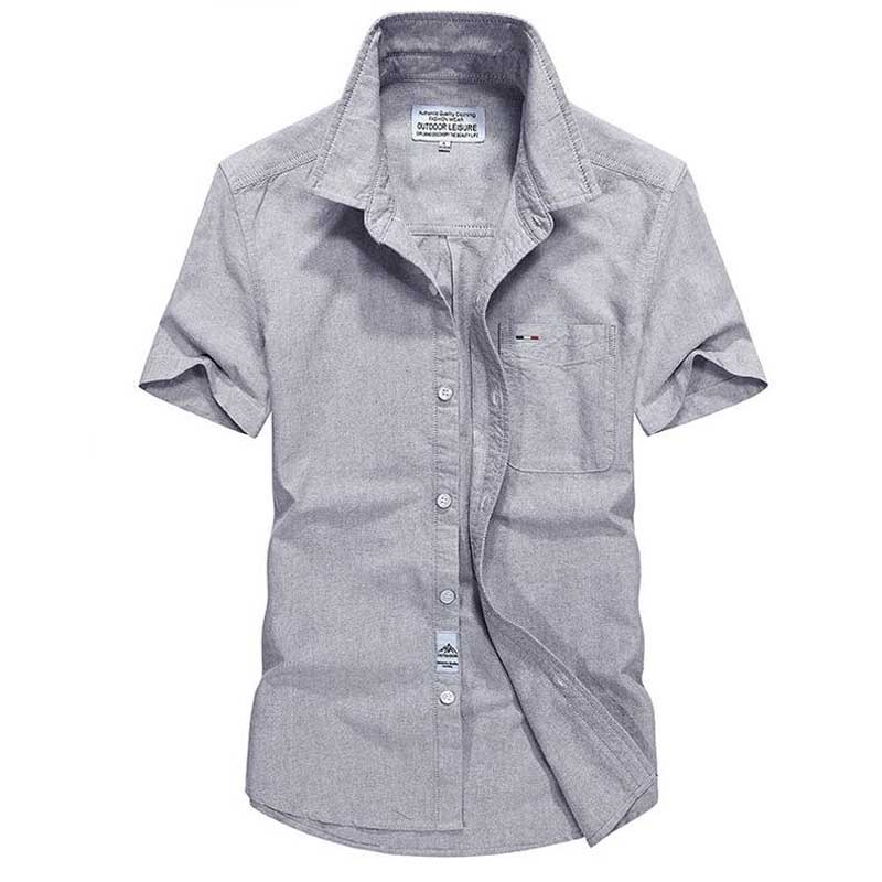 ed371b44e1b Men s Clothing for Shirts  Short sleeved shirts men s summer wear ...