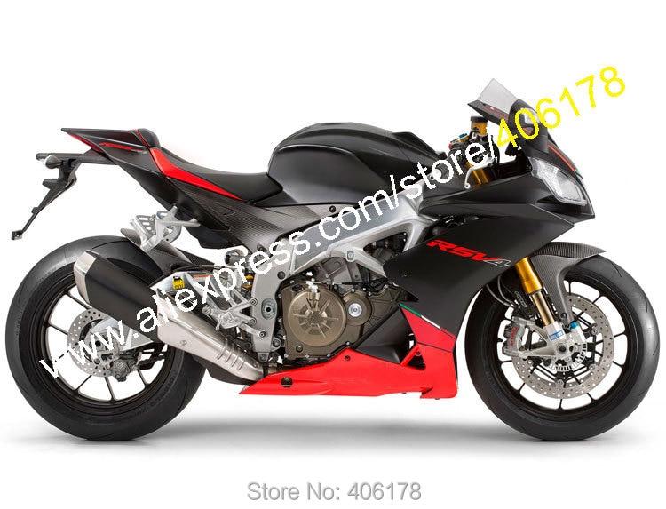 Горячие продаж,для Aprilia RSV4 1000 2009-2015 РС В4 09 10 11 12 13 14 15 красный черный послепродажного мотоцикл Зализа (литья под давлением)