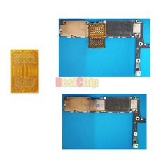 5 sztuk partia krótki kabel taśmowy flex dla iphone 5 5s 6 plus dla ipad 3 4 5 6 air mini HDD Nand testowanie pamięci naprawiając znalezione tanie tanio BestChip Telefon komórkowy Układy scalone logiczne Nowy