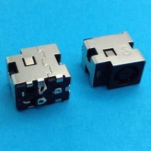 1x dc power jack porta de soquete para hp compaq dv3 dv4 dv5 dv6 dv7 dv8 series