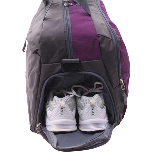 New High Quality Gym Bag For Women Men Large Sport With Shoes