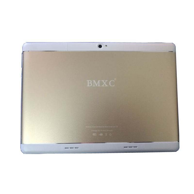 BMXC 10 inch tablet smartphone Octa core 1280*800 HD 5.0MP 2GB RAM 32GB ROM Dual SIM Bluetooth GPS Android 6.0 tablet pc+Gift