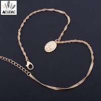 New Arrival 2017 Christmas God Pendant Necklace Womens Clothing Accessories Amazing Short Necklaces & Pendants Statement Jewelry