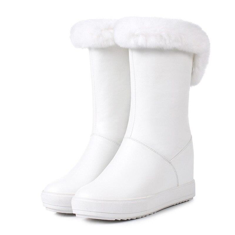 EMMA KÖNIG Heißer Winter Stretch Stoff Socke Stiefel Frauen Sexy Karree Stiefeletten Med Ferse Casual Kleid Dating Martin frauen Stiefel - 4