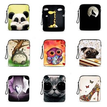 waterproof mini laptop bag 9.7 Shockproof notebook sleeve 10.1 tablet protective Case PC Cover For ipad mini 2 case IP-hot7 стоимость