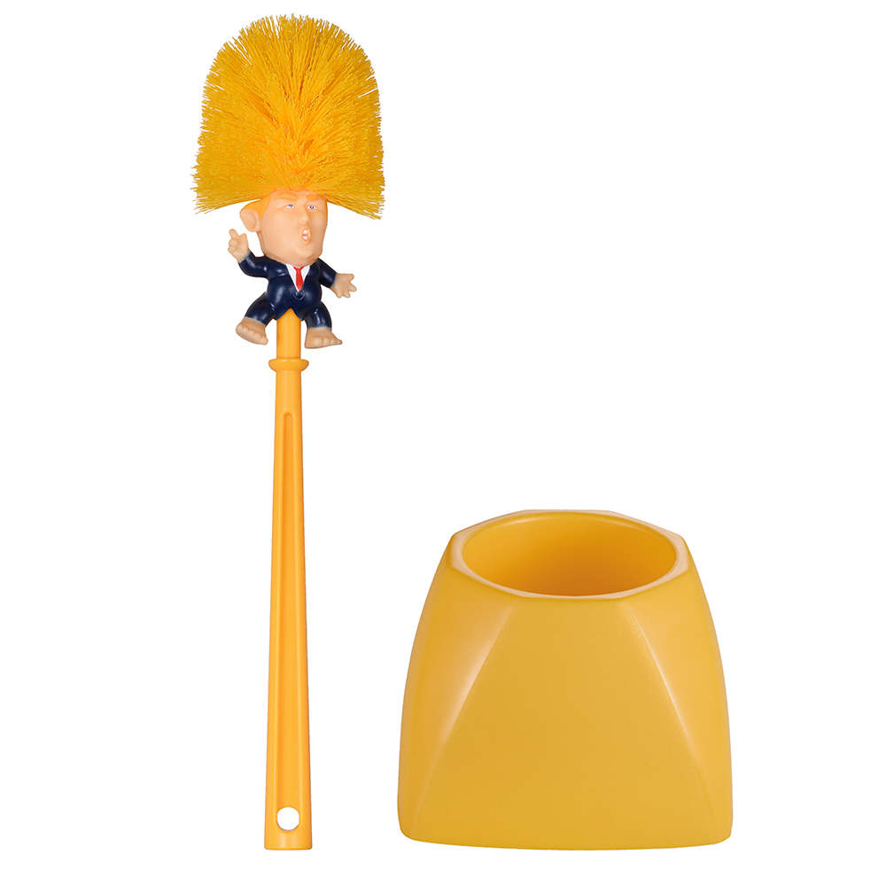 hot selling Donald Trump Toilet Brush Trump Toilet Scrubber Trump Toilet Brush