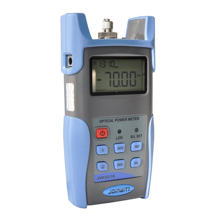 Free shipping Joinwit JW3216C Fiber Optical Power Meter with USB and Data Storage Function(-50~+26dBm) Free shipping Joinwit JW3216C Fiber Optical Power Meter with USB and Data Storage Function(-50~+26dBm)