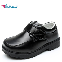 Spring Kids leather shoes for boys genuine leather shoes children party wedding school shoe boy summer black breathable shoes