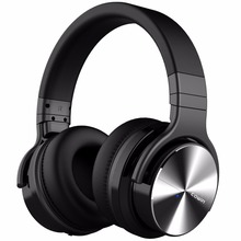 meidong COWIN E7 PRO Active Noise Canceling Headphones Heavy Bass Sports Gaming Headsets Wireless Bluetooth Headset Headset hot selling g20 noise canceling e sports games earphone sports headphones heavy bass high end magnet headset 3 5mm plug pk v2 page 7