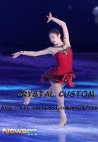 Professional Custom Figure Ice Skating Dresses For Girls New Brand Vogue Figure Skating Competition Dress DR2939
