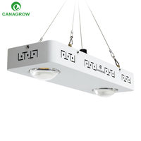 CREE CXB3590 200W COB LED Grow Light Full Spectrum Dimmable 26000LM = HPS 400W Growing Lamp Indoor Plant Growth Panel Lighting
