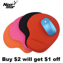 ced8d4019f5 2MM Thicken Mouse Pad Notebook Computer Mousepad with Wrist Rest Gaming  Mouse Mats Practical Mice Mats