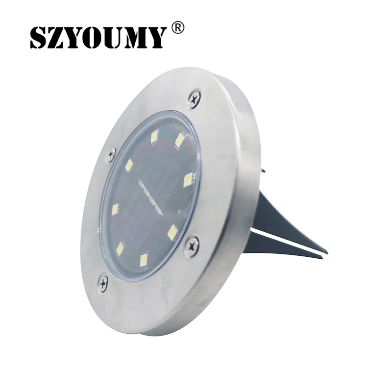 Lights & Lighting Led Underground Lamps Punctual Szyoumy 3w Recessed Step Underground Light Led Lamps Ip67 Outdoor Garden Spot Landscape Lighting Path Buried Yard Lamp Spotlight
