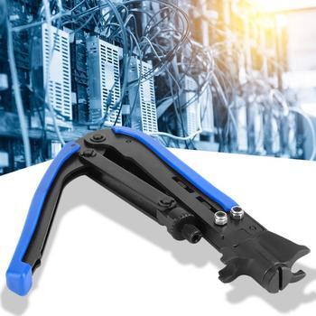 цена на Terminals Crimper RG59/RG6 Coaxial Crimper Pliers Network Wire Cable Coax Compression Crimping Tool Cable Crimper