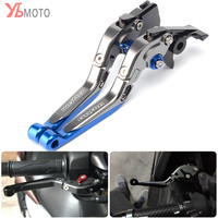 Flash Deals Motorcycle CNC Adjustable Extendable Foldable Brake Clutch Levers For Honda GROM MSX 125 2014 2017 2016 2017