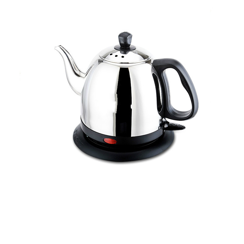 stainless steel electric kettle used automatically power boiler Overheat Protection hot insulated double layer proof electric kettle anti dumping stainless steel kettles overheat protection