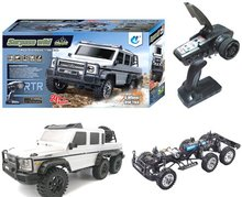 High quality Time-limited Radio Controlled Toys Rc Truck G63 Tauren 1 To 10 2.4g Six Drive Mercedes Amg Simulation Climbing Car