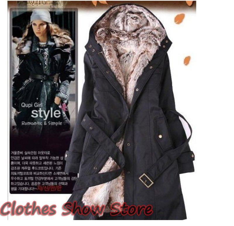 Aliexpress.com : Buy Free Shipping Faux fur lining women's fur ...