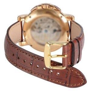 Image 5 - WOCCI Bracelet montre en cuir véritable, 18mm 20mm 22mm, Bracelet de montre, accessoires pour montre intelligente, élégant, hommes femmes