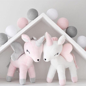 35cm Soft Unicorn Plush Toy Ba
