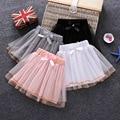 new girl skirts Classic Lace body black white girls tulle skirt pettiskirts Children's Clothing 5-9 year