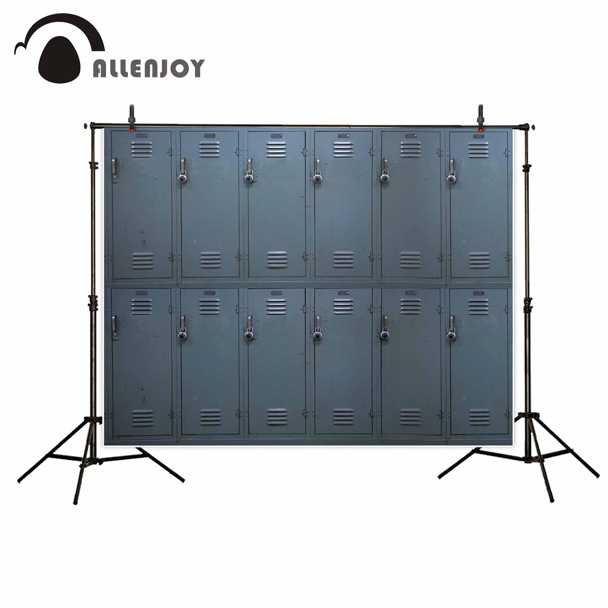 Allenjoy photography backdrops Locker background college school backgrounds for photo studio background cloths photography vinyl