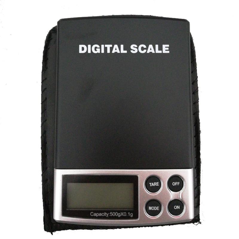 5pcs Digital Gem 0 1 X 500 gram diamond lcd pocket scale 0 1g 500g backlight
