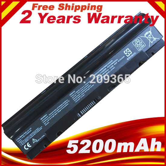 Bateri komputer riba untuk Asus Eee PC 1025 EPC 1025C 1025C 1225 - Aksesori komputer riba