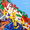 2017 Woma Building Blocks 1000pcs DIY Creative Bricks Toys for Children Educational Compatible with Leping Bricks Free Shipping