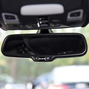 Image 3 - 8pcs רכב סטיילינג הגה 3D קטן סמל מדבקת גלגל מדבקות Fit עבור מיצובישי ASX הנכרי פאג רו לנסר רכב מדבקה