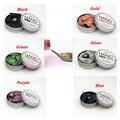 6 colores magnética imán diy plastilina barro creativo inteligente juguetes playdough magnética handgum plastilina arcilla polimérica regalo