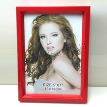 Picture Frame Pvc Poster Modern Photo Frames For Wall Hanging Album Living Room
