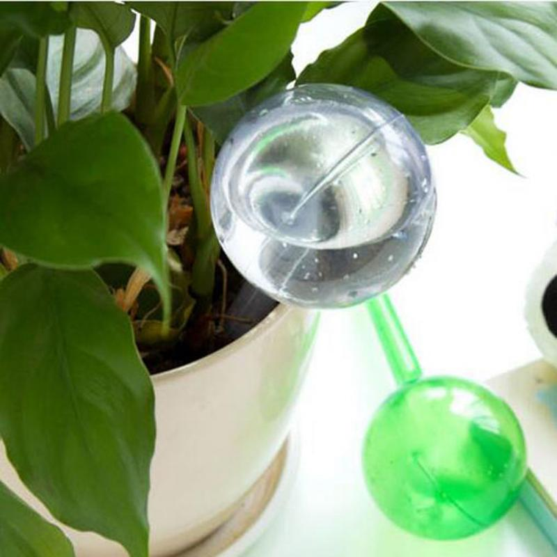 FLASH DEAL ~ Automatic Self-Watering Device Drip Water Spikes Flower