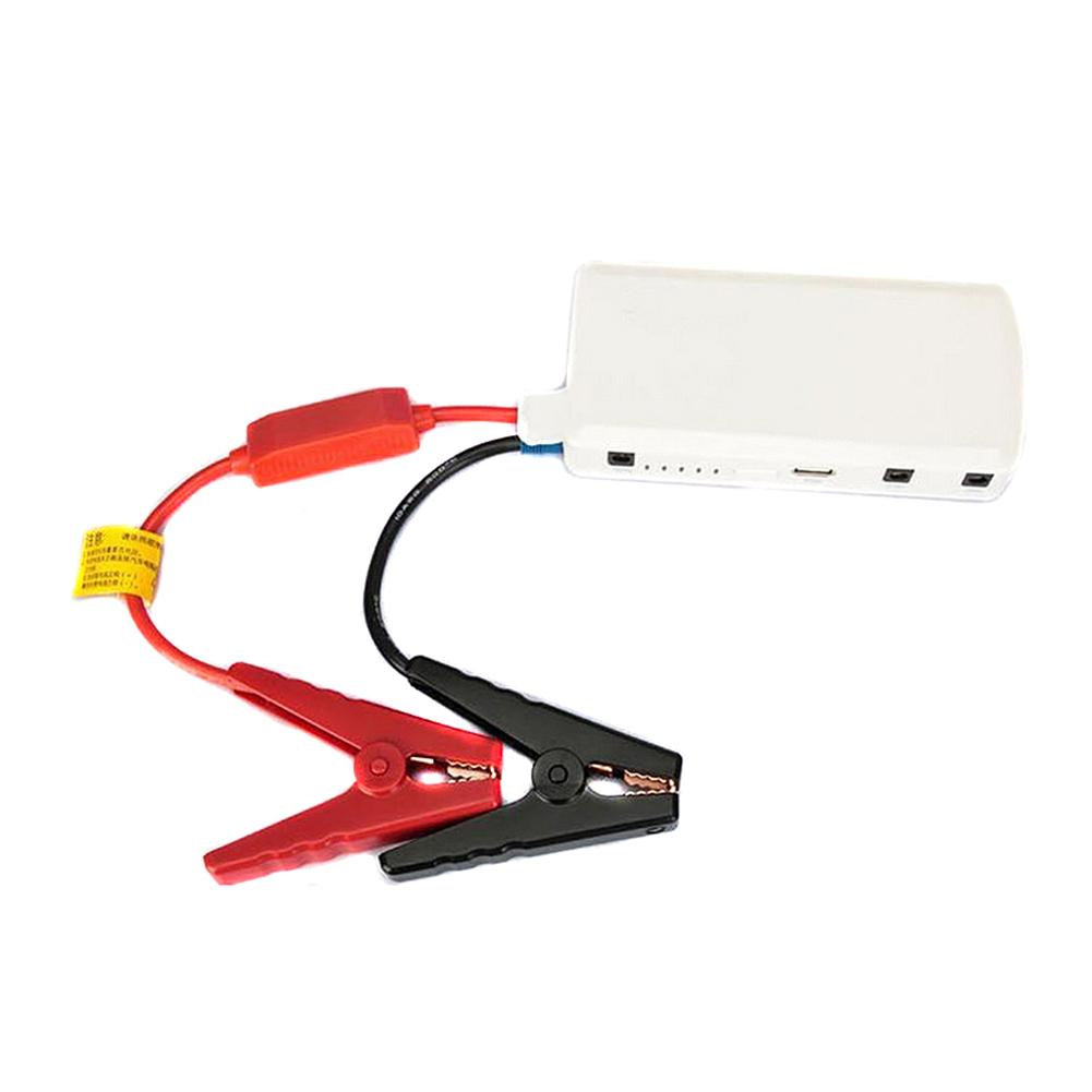 200A 12V Anti backlash Car Trucks Jump Starter Emergency Battery Clamp Power Cable Alligator Clip