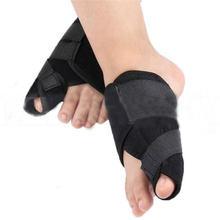 1 пара корректор большого пальца фиксатор исправление носок