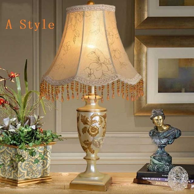 Table Lamps For Living Room Modern Bedside Table Lamp Wedding Part 27