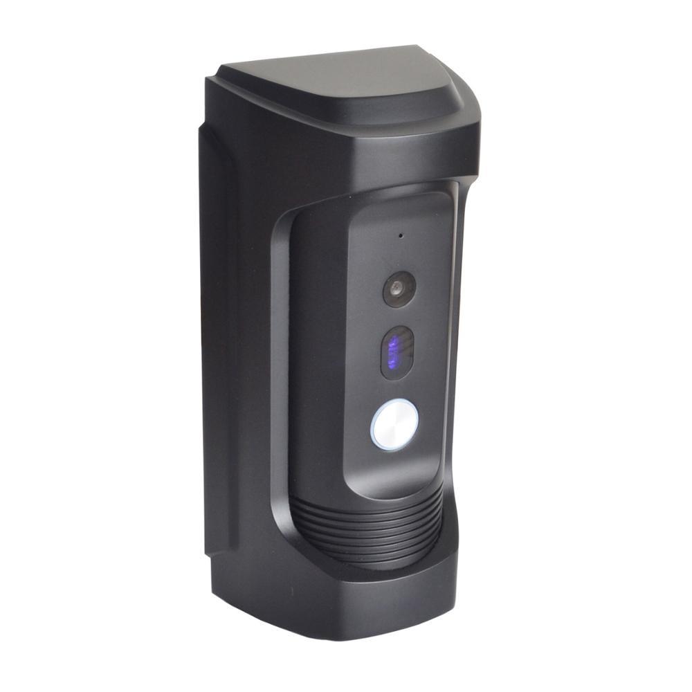 Water Proof Vandal Resistant Door phone DS KB8112 IM IP Video Intercom Door Station H 264