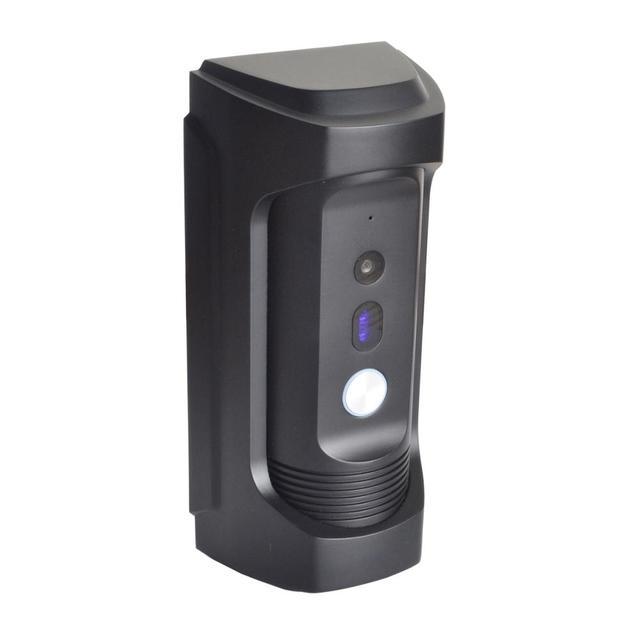 방수 파손 방지 도어 폰 DS KB8112 IM ip 비디오 인터콤 도어 스테이션 h.264 도어 마그네틱 알람 도어 벨
