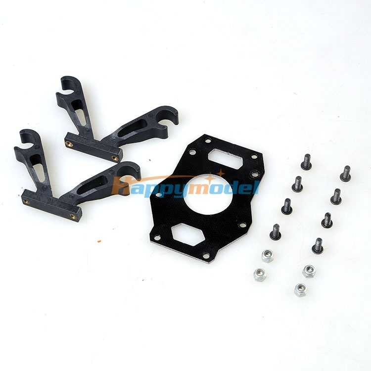 Universal Conversion Plate for Zenmuse H3-3D Gopro Gimbal, Suitable for XA650,X-cam, Tarot 650, 680pro, 690s Frame