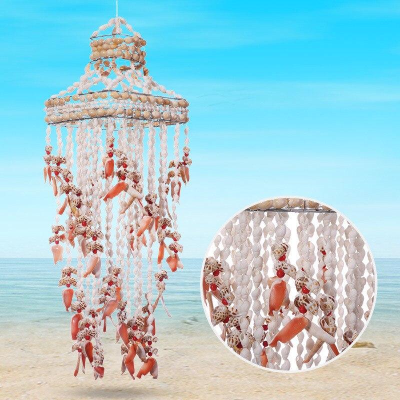 Style nordique enfants décoration musique windbell japonais vent carillons windgong schelp dromenvanger filles chambre décor capteur de rêves